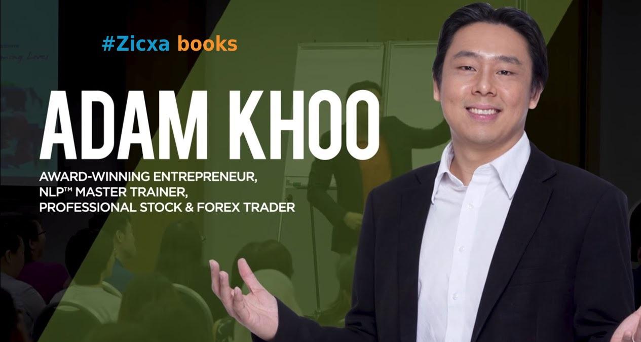 Adam Khoo : Tiểu sử, Thời niên thiếu, Sự nghiệp & Thành Tựu