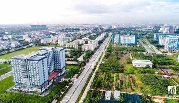 Các trường đại học ở Thủ Đức và Quận 9 Tp.Hồ Chí Minh