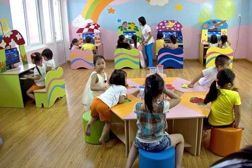 Các trường mầm non nhận trẻ 6 tháng ở TPHCM tốt nhất