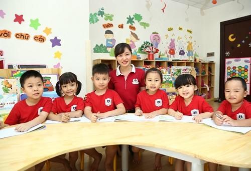 Danh sách các trường mầm non quốc tế Hà Nội tốt nhất