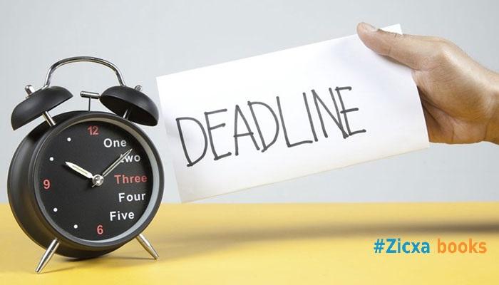 Deadline là gì? 4 cách để hoàn thành công việc đúng thời hạn deadline