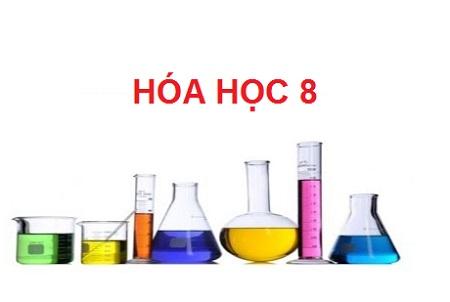 Tổng hợp các công thức Hóa Học lớp 8