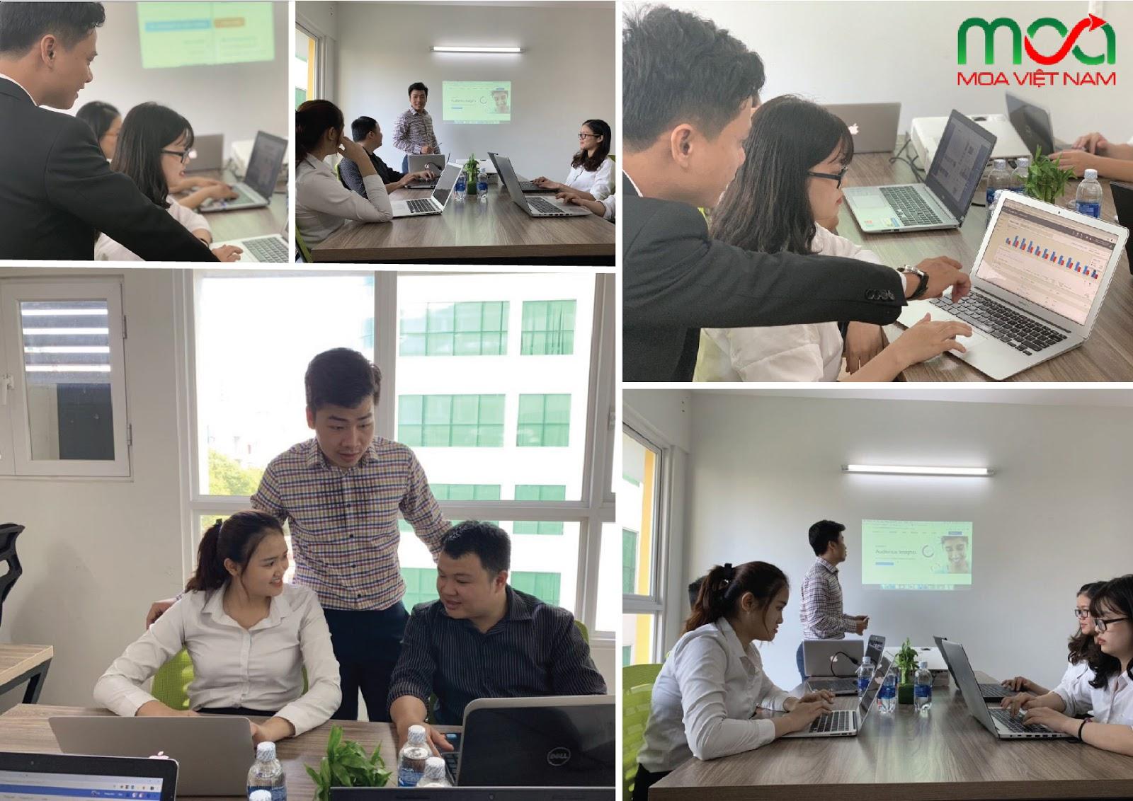 Trung tâm đào tạo Bán Hàng Online Uy Tín