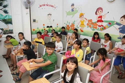 trường ngoại ngữ Thần Đồng