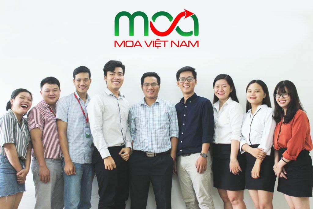 Trung tâm đào tạo Bán Hàng Online Uy Tín Số 1 Tại TPHCM – MOA Việt Nam
